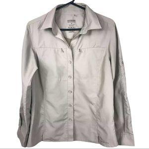 Kathmandu button up light jacket